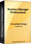 Business Manager Professional Software