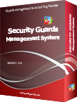 Security Guards Management System Software